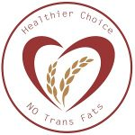 Healthier Choice - No Trans Fats