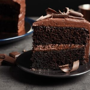 Gourmet Two Layer Cakes